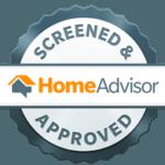 Home Advisor Screened & Apporved Emblem