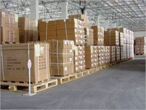 Items Stored after Commercial Moving Services