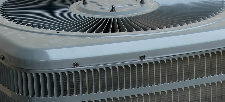 ac unit that can help you when you want to prepare your items for storage