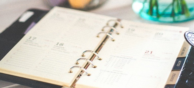 a planner you can use to organize your moving to Helena AL
