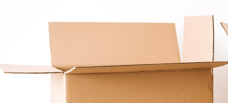 Packing boxes you can find when you plan a move this fall