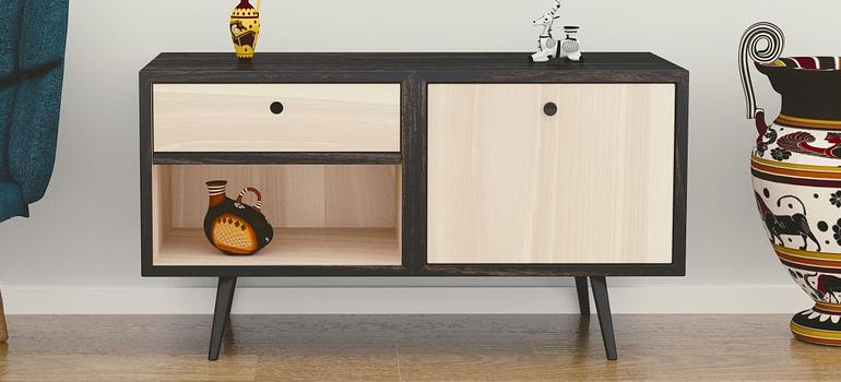 a furniture piece