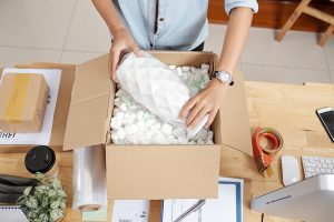 packing supplies needs long-distance move